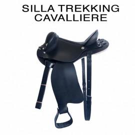 SILLA TREKKING PIEL CAV