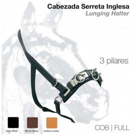 CABEZADA SERRETA INGLESA...