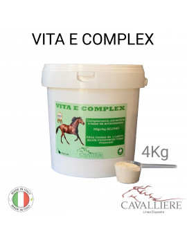 VIT. VITA E COMPLEX 4KG CAV