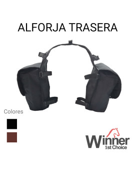 ALFORJAS TRASERAS F-539 WINNER