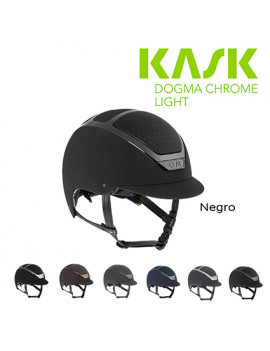 KASK DOGMA CHROME LIGHT