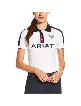 POLO MUJER ARIAT TEAM