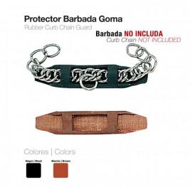 PROTECTOR BARBADA GOMA ZA